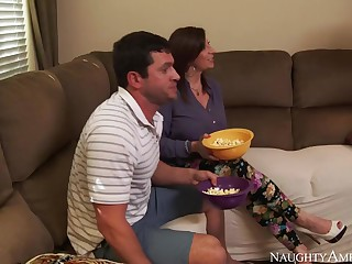 Sara Jay & Preston Parker in My Friends Hot Mom
