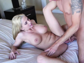 Milf tricked into sex first time Off The Hook And On My