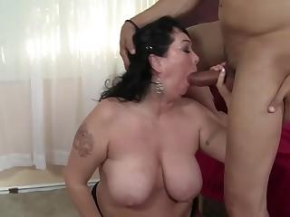 Hot Milf Teacher Alexis Couture She Fucks Me