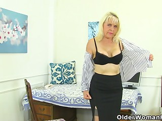 An older woman means fun part 299