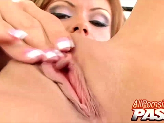 Crissy Moran Does The Job Herself