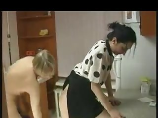 Russian mother