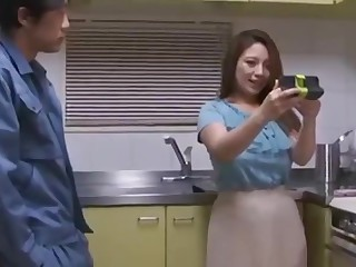 Mako oda fuck in front of husband part 1