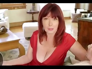 Redhead Mom Wants Cock in her Ass