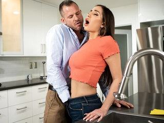 A Wifes Ex Free Video With Desiree Dulce - BRAZZERS
