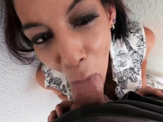 Teen masturbates on porch Ryder Skye in Stepmother Sex