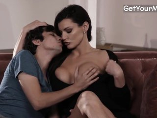 Horny Mother Fuck Stepson