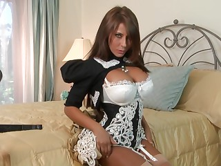 Maid To Please . madison ivy