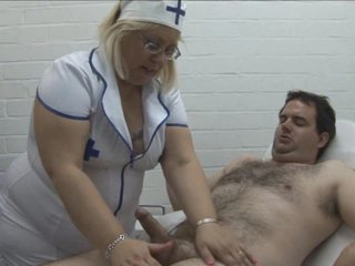 Nurse Lexie SUcking Cock Pt1 - TacAmateurs
