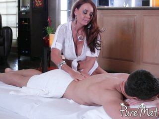 Pure Mature - 023 - Janet Mason - Honey I'm Home