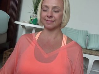 Mother & Step Son try Tantric Yoga - Brianna Beach - Mom comes first