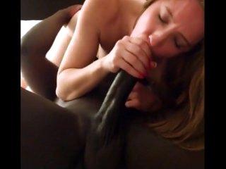 First BBC Breeding For Hot Cuckolding Slut Wife