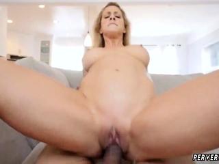 Old man fucks big tits milf and compeer' crony mom next