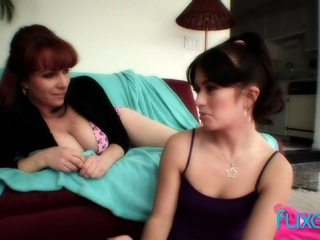 Stepmother and stepdaughter lesbian