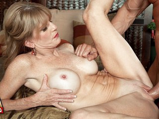 It's a good day to fuck Denise Day - Denise Day and Tony D'Sergio - 50PlusMILFs