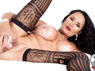 Rita Gets Ready - Rita Daniels - 60PlusMilfs