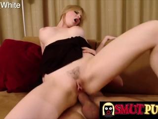 Smut Puppet - Blonde MILF Anal Comp 2