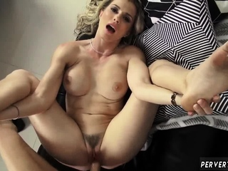Anal slut mom for her crony' step compeer Cory Chase in