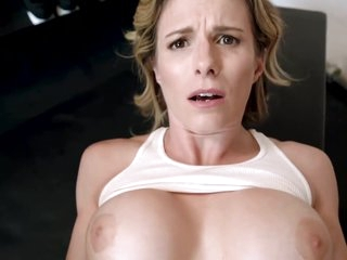 The Nurse Caught Under The Shelf With Weights, And The Coach Fucked He with Cory Chase