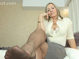 Excellent xxx video MILF watch , watch it