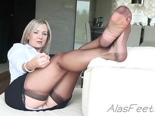 Astonishing porn scene MILF hottest , watch it