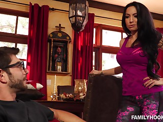 Portia Harlow - My Stepmom Seduced Me