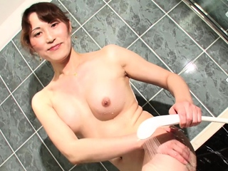Nikko Solo shower masturbation