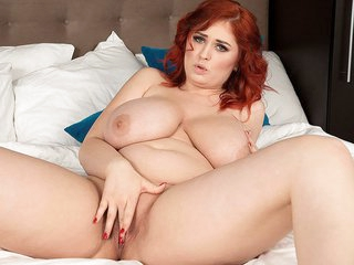 The Hot Redhead - Alexsis Faye - Scoreland