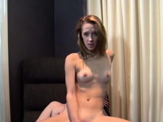 Blowjob From Lola Hunter That Gives A Deep Arousement