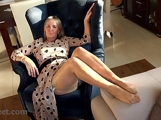 Incredible Xxx Scene Milf Exotic Only For You
