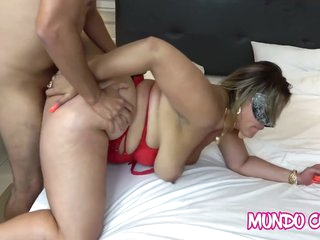 Chubby Wife Fucking Girl