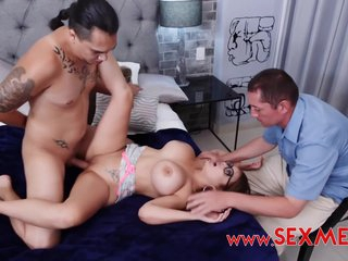 Curvy Latina Wife Cuckold Porn Video With Lily Love