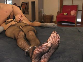 4k - Milf Defenseless With Sexy Lingerie And Elegant Restraints (part 1/5)