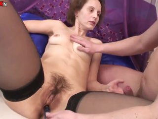 Hairy Mature Sex
