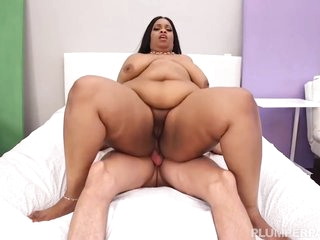 Busty Cookie - Bbw Con Banging