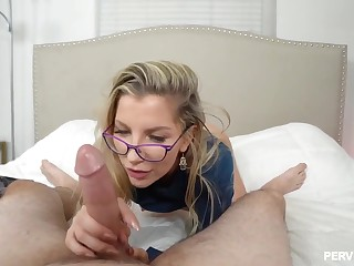 Taking Care Of My Stepmom's Twat - Ashley Fires