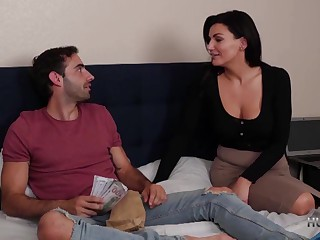 Stepson Gets Paid For Letting Friend Look At Naked Stepmom