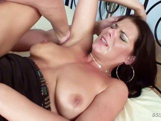 Big Saggy Tits Milf Rough Anal Defloration Sex With Teen Gu