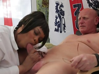 Big-bosomed Cookie Ebony Bbw Sex Video