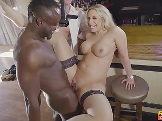 Jordan Jagger And Karlie Simon In Big Tits Hot Milf Fucked By Black Cock And Cuckold Husband In Hot 3some Hot Teenage Big Ass