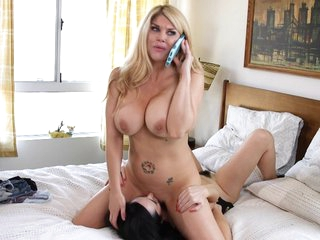 Carissa Montgomery And Dixie Comet - Amazing Adult Clip Milf Crazy Only For You