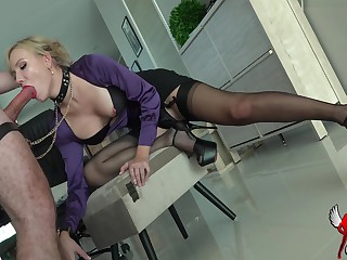 Clip The Boss Messed Up His Secretary