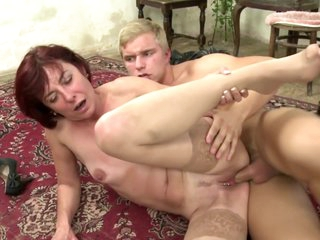 Mature Moms Fuck Young Not Their Sons