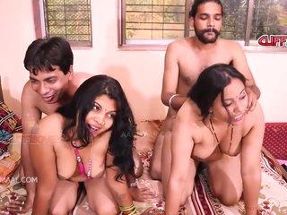 Anmol Khan, Zoya Rathore And Akshita Singh - Indian Web Series Alti Palti Season 1 Episode 4