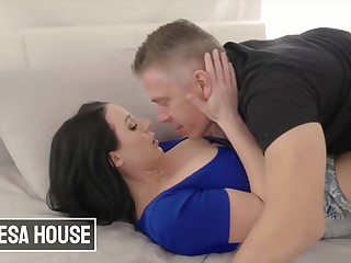 Free Premium Video Busty Babe Loves Everything About Cant Wait To Fuck Him With Angela White And Mick Blue
