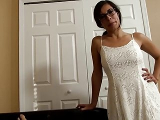 Stepmom & Stepson Affair 66 (My Best Birthday Present Ever)
