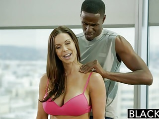 BLACKED Fitness Babe Kendra Lust Loves Huge Black Cock
