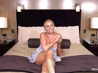 Thick Busty Country MILF gets Ass Fucked