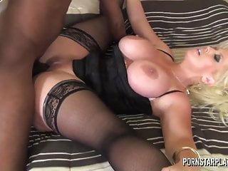 PornstarPlatinum - Alura Jenson and black friend